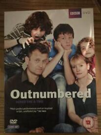 Outnumbered DVD set