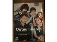 Outnumbered DVD set