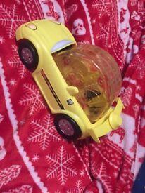 Hamster car wheel