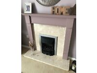 FOR SALE - Gas Fire and Surround