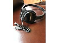 Philips Black USB Headphones