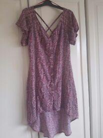 Size 14/16 dress top