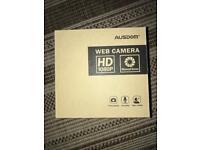Ausdom HD web camera