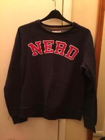 NERD jumper Large