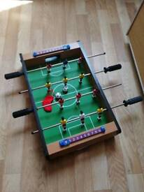 "TABLE FOOTBALL ""MINI SOCCER"""
