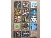 15 CDs