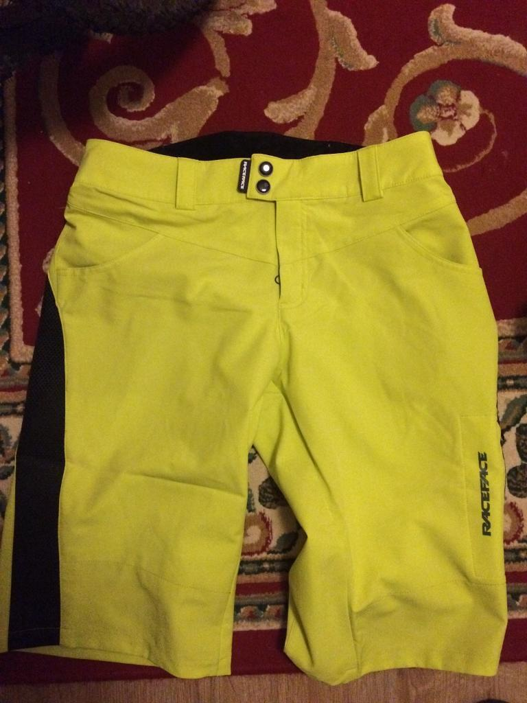 Race Face Mountain Bike Shorts Medium In Mosspark Glasgow Gumtree
