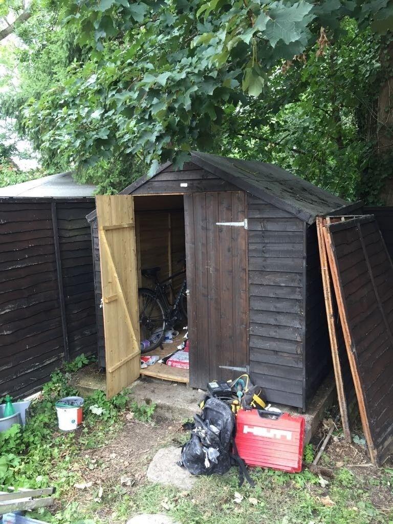 Shed summerhouse garagd