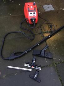Polti 2400 Vaporetto steam cleaner and accessories