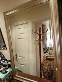 Various vintage mirrors