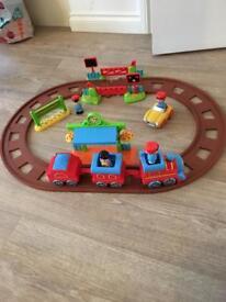 Happyland trainset
