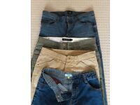 Older boy's trousers