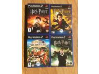 PlayStation 2 Harry Potter games. Ps2