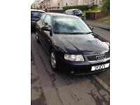 AUDI A3 2001 BREAKING FOR SPARES / PARTS 97-03 8L