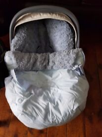 Bebecar Hip Hop Pushchair with loads of extras