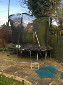 FREE TP 12ft Trampoline Free to Collect