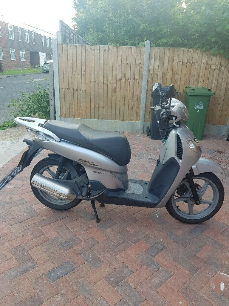 2005 Honda SH 50 (Scoopy) | Picture 455454