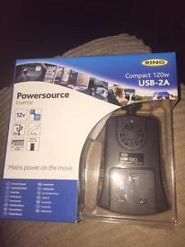 RING powersource inverter X2