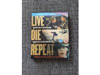 Edge of Tomorrow Blu Ray (2D/3D/Ultraviolet)