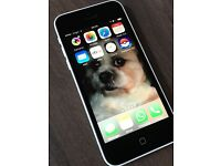 32GB iPhone WHITE 5c - unlocked and in fantastic condition