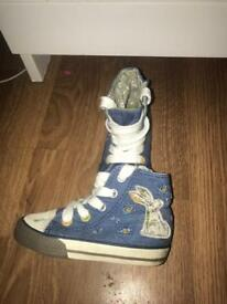 Next denim high tops