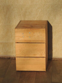 3 Drawer compact chest (Delivery)