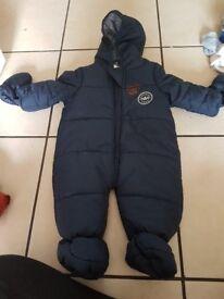 Baby coats/ outdoor suits