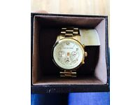 Michael Kors gold watch for sale