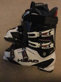Ski Boots Size 11 As New Head Next Edge Flex 70