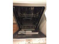KENWOOD dishwasher KDW45S16 Slimline silver £219RRP