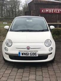 Fiat 500 1.2 start and stop