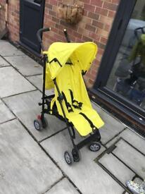 Mothercare push chair / buggy