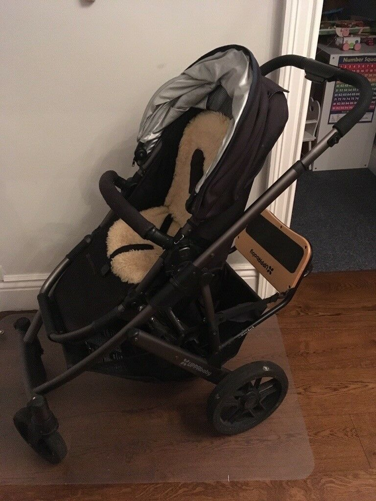 Uppababy Vista 2014 With Buggy Board And Footmuff In Hove East Sussex Gumtree