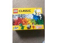 LEGO classic and creator