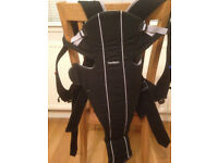 BABYBJÖRN - Baby Carrier (Black, Cotton)