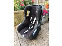 Maxi-Cosi Cabriofix Infant Car Seat, birth to 13kg - Black