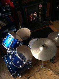 Trixon drum set