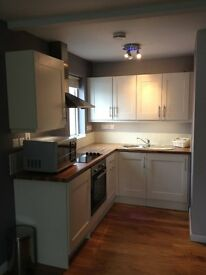 A high end recently refurbished ground floor studio apartment to rent in West Drayton
