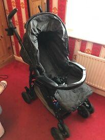 Mamas and Papas Pram and Car Seat