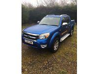 Ford Ranger Wildtrak 2010