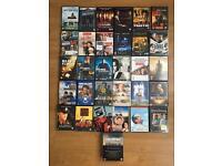 DVD bundle for sale - 31 titles! Action, Thriller, Drama