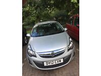 Vauxhall Corsa SXI 1.2 Low mileage