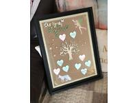 Handmade Gift, Personalised Family tree