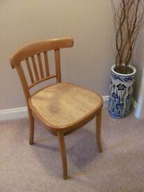 Beech Kitchen Chair