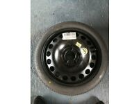 NEW Vauxhall space saver wheel 16 inch