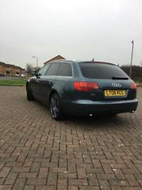 Audi A6 avant 2.0TDI air con leather