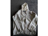 Polo Ralph Lauren grey hoody size medoum