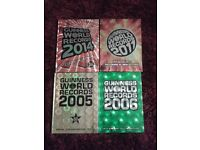 Guinness World Records x4: 2005, 2006, 2011 & 2014
