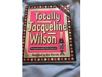 Totally Jacqueline Wilson book