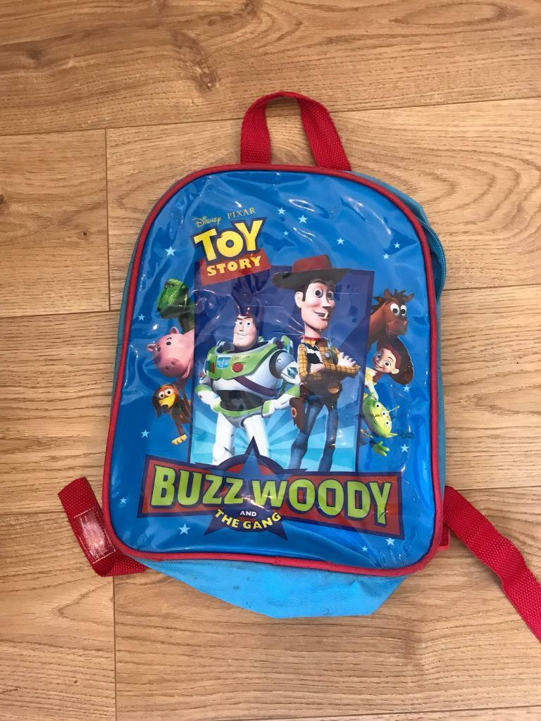 3e114cc3b7d Toy Story Toddler Backpack